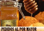 Vendo al por mayor miel pura de abeja