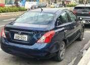 Nissan sentra b 14 2012 135000 kms