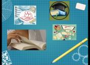 Asesoría para tesis, trabajos de investigación