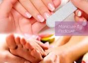 $ 50 curso de uñas practico lunes a viernes