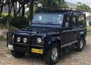 Land rover defender 110 td5 2002 358000 kms