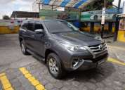 Toyota fortuner 2 7 2020 13000 kms