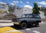 Gmc jimmy 1981 73000 kms