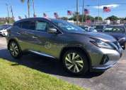Nissan murano 2019 en quito