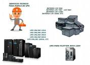 Ups para plotter - baterias para ups - venta ups