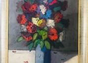 Pinturas pintor famoso catasse
