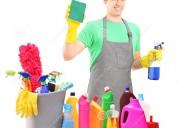 Busco chico de limpieza honrado y honesto