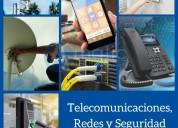 Aprende y certificate en: telecomunicaciones, red