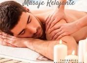 Masajes relajantes y tantricos