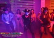 Fiesta neon, glow party, decoracion quito