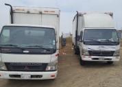Dos camiones de 5.5ton de venta - precio acequible