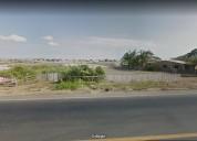 Vendo hermoso terreno en playas (guayas - ecuador)