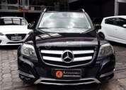 Mercedes benz glk 300 2015 84000 kms