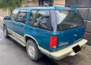 Ford explorer eddie bauer 1992 550000 kms