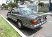 Mercedes benz 200 1986 123000 kms