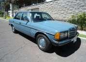 Mercedes benz 250 1983 91000 kms
