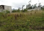 Terreno de venta en otavalo sector rey loma