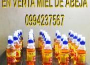 En venta miel de abeja pedidos 0994237567fg
