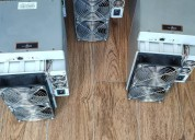 Bitmain antminer s17+ 73th / s19 pro 110 th/s