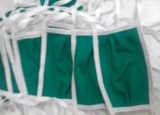 Mascarillas quirúrgicas lavables