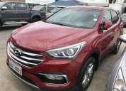 Hyundai new santa fe 2018 53000 kms
