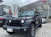 Jeep wrangler unlimited rubicon 2017 39000 kms