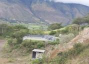 Vendo hermosa propiedad de 3 hectareas a la pana