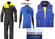 Ropa de trabajo uniformes