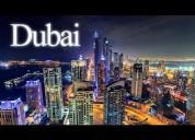 Dubai necesita personal de salud expofuturo 2020
