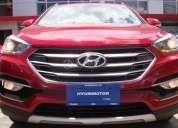 Hyundai new santa fe 2017 37193 kms