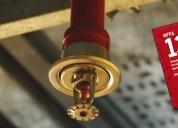 Venta de accesorios de sistemas contra incendios