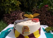 Cupcakes, pasteles y postres de cafetería