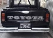 Vendo camioneta deportiva toyota 1000