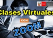 Clases virtuales online