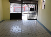 Arriendo local comercial av. florida para farmacia