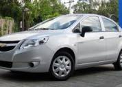 Chevrolet aveo 2018 como nuevo por emergencia