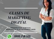 Curso marketing digital y social media. sangolquí