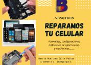 Reparación de celulares betel phone