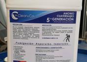 Amonio cuaternario de 5ta generaciÓn