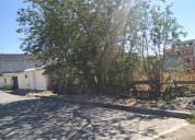 Vendo terreno 360m2 sur de quito  barrio los condo