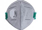Máscara de polvo ffp3, ffp3 máscara de polvo con v