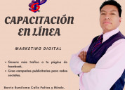 Curso de marketing digital en lÍnea
