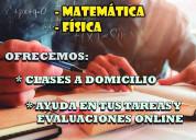 Fisica y matematica