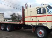 Vendo camión mula