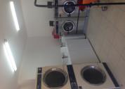 Vendo negocio de lavanderia de ropa