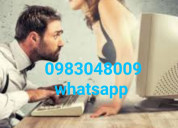 Tu mejor linea on line 0983048009 whatsapp