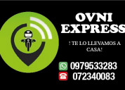 Ovni express motorizados