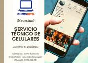 Betel phone. servicio técnico de teléfonos.
