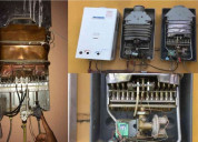 Servicio tecnico de calefones en puembo