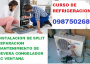 Reparacion mantenimiento de nevera split ventana c